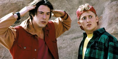 Sparkflix - Bill & Ted\