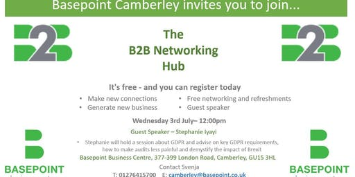 Basepoint Camberley Networking Hub