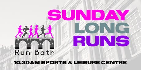 Run Bath - Sunday Runday - 4th August tickets