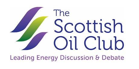 Scottish Oil Club : 14 November 2019 Edinburgh : Mark Jones, Ventient Energy tickets