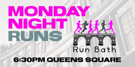 Run Bath - Monday Night Runs - 17th June 2019 tickets