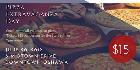 Pizza Extravaganza Day tickets