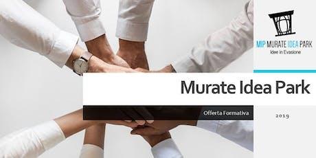 Selection Day + Presentazione della nuova offerta formativa di Murate Idea Park! biglietti