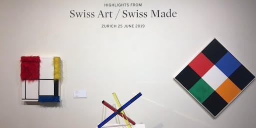 Швейцарское искусство и Мир аукционов