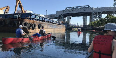 Lighten Up Brooklyn - Join Our Fitness Canoe Voyage tickets