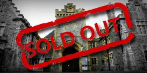 SOLD OUT! Portsmouth Prison Ghost Hunt- 05/07/2019- £49 P/P