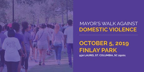 13th Annual Mayor's Walk Against Domestic Violence tickets