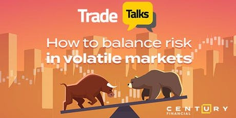 Free Seminar: How to balance risk in volatile markets? tickets