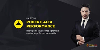 [TERESINA] Palestra Poder e Alta Performance 19/06