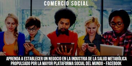 COMERCIO SOCIAL - Bogota - Aprenda a establecer un negocio en la industria de salud metabólica propulsado por la mayor plataforma social del mundo - FACEBOOK entradas