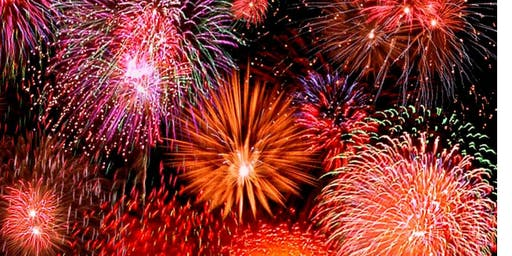 Lake Orion Green's Park June 22nd Fireworks Display Passes 2019 (Family of 5)