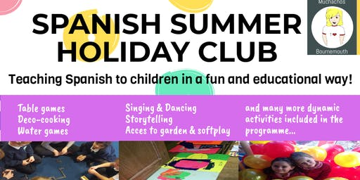 SPANISH SUMMER HOLIDAY CLUB