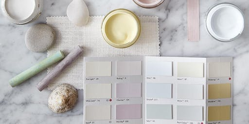 Little Greene Colour Workshops at Turner & Wood, Leeds