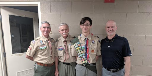 Eli Smith's Eagle Scout Court of Honor