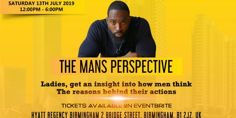 THE MANS PERSPECTIVE tickets