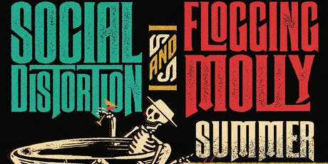 Social Distortion and Flogging Molly tickets