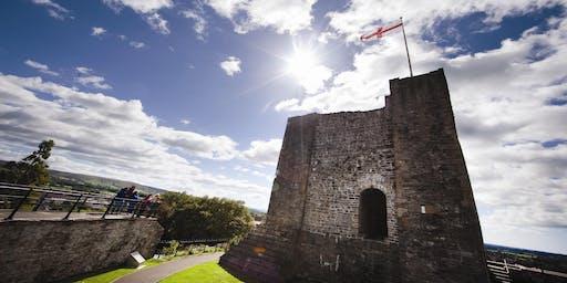 Lancashire's Lost Castles (Morecambe) #LancsLearning