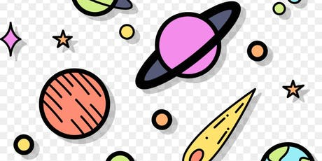 Gloucester Library - Space Storytime and Craft tickets