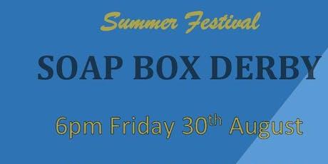 Soapbox Derby - Donaghadee tickets