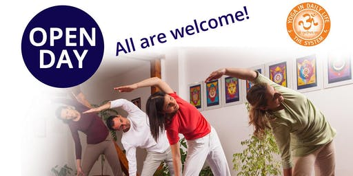 International Day of Yoga - OPEN DAY - Free Yoga Classes