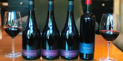 Turley Wine 5 Course Dinner