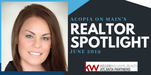 Spotlight Realtor Happy Hour honoring Kelley Reilly