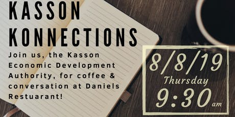 Kasson Konnections tickets