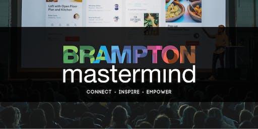 Brampton Mastermind | June 25th - Chantal Carter Taylor - Founder & CEO, Love & Nudes