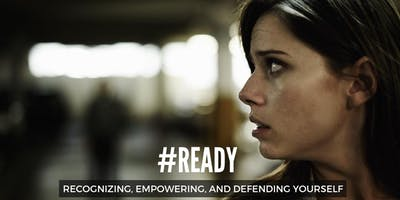 READY - Women and Teen Safety & Self-Defense