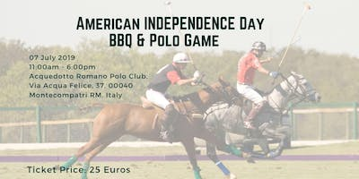 American Independence Day BBQ & Polo Game