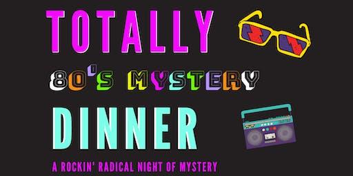 80's Mystery Dinner