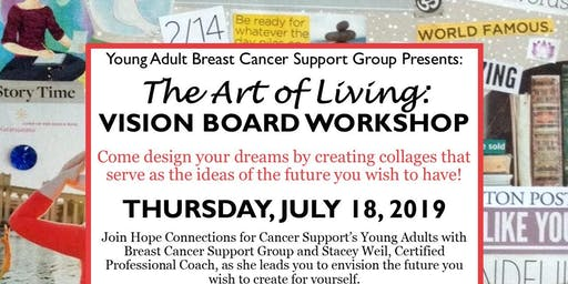 Vision Boards for Young AA Women with Breast Cancer