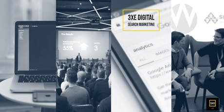 3XE Search - The SEO, SEM & PPC Conference  tickets