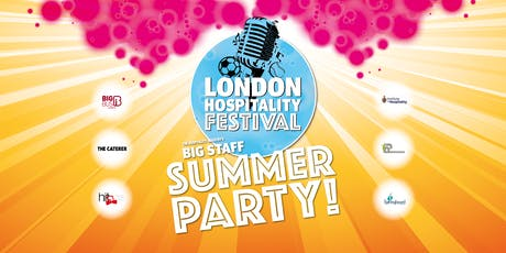 London Hospitality Festival tickets