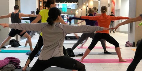 July 13 Burn Series - Free HIIT Class at Ballston Quarter tickets