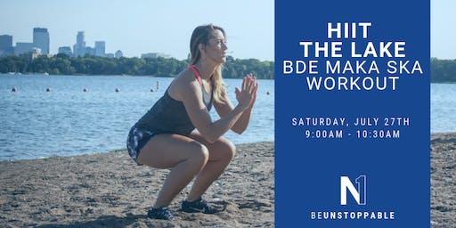HIIT the Lake: Bde Maka Ska Workout
