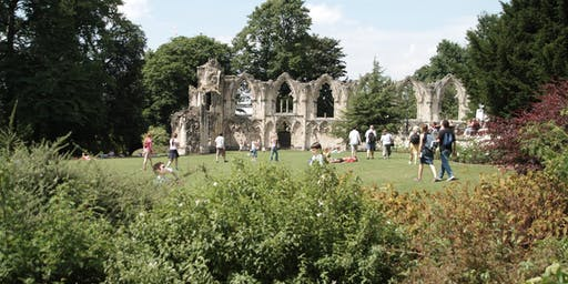 Cannonballs, Battles, Riots, and a Bear: the Story of York's Museum Gardens