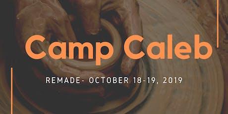 Camp Caleb 2019 tickets