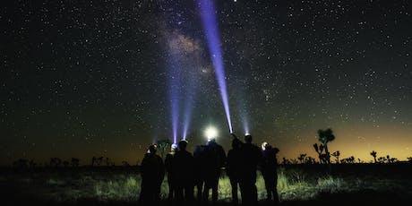 Milky Way Astrophotography in Joshua Tree with Stan Moniz tickets