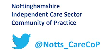 Community of Practice- Independent Care Sector  tickets