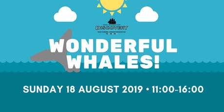 Family Day: Wonderful Whales!  tickets