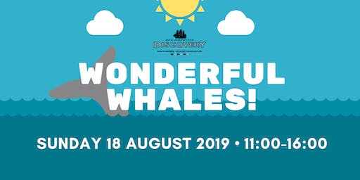 Family Day: Wonderful Whales!