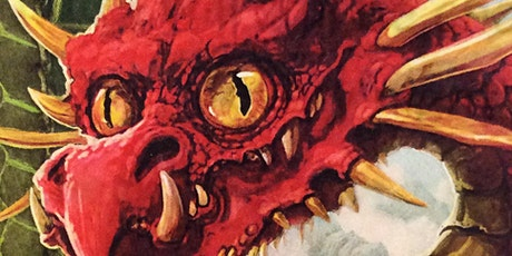 Dursley Library -  Dungeons and Dragons Club  tickets