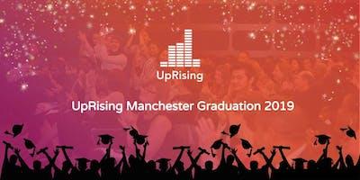 UpRising Manchester Leadership and Environmental Programmes Graduation 2019