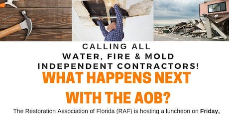 Lunch & Learn with RAF - Ft. Lauderdale tickets