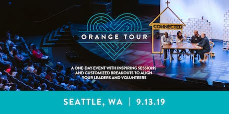 Orange Tour: Seattle tickets