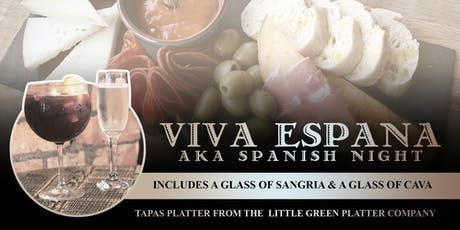 Viva Espana - Spanish Night  tickets