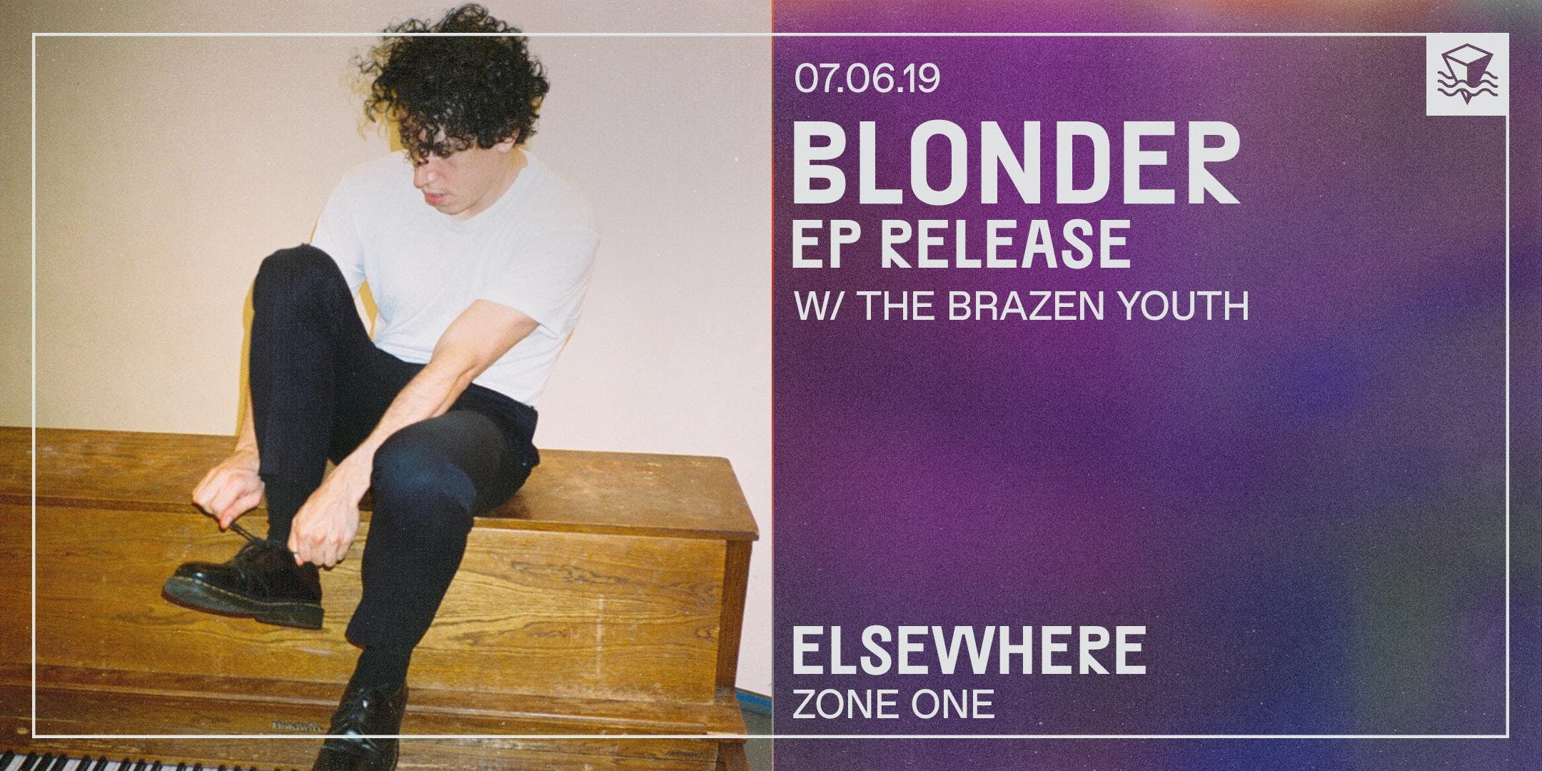 Blonder (EP Release!)