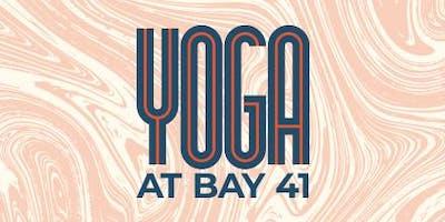 Yoga at Bay 41