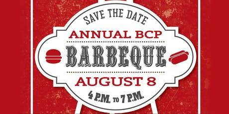 Annual BCP Barbeque tickets